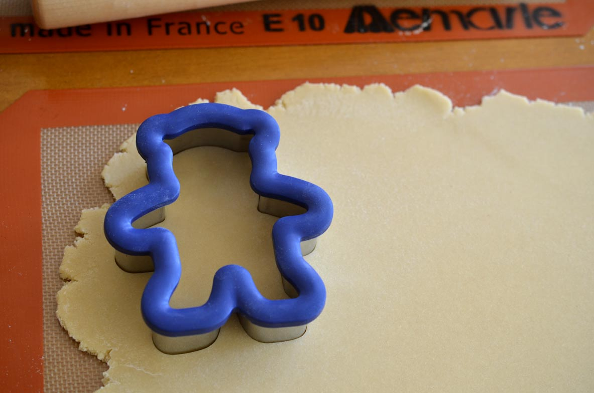 Teddy Bear Cookie Cutter
