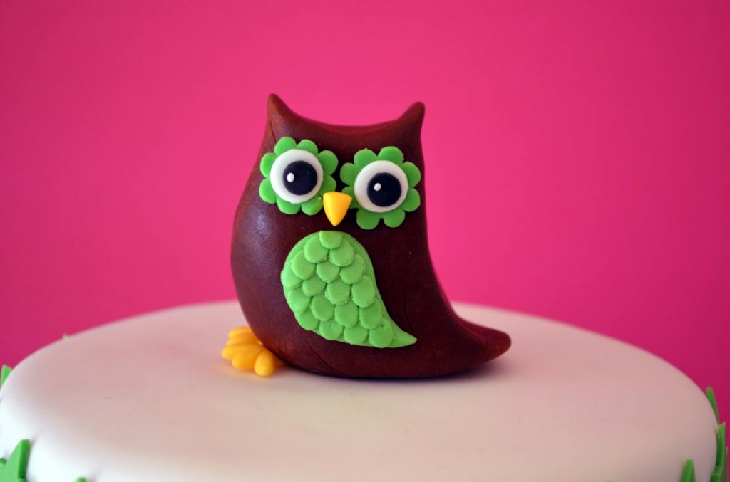 Owl Topper