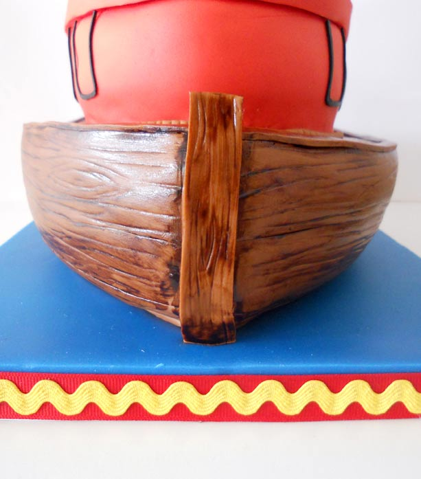 Tugboat Bow
