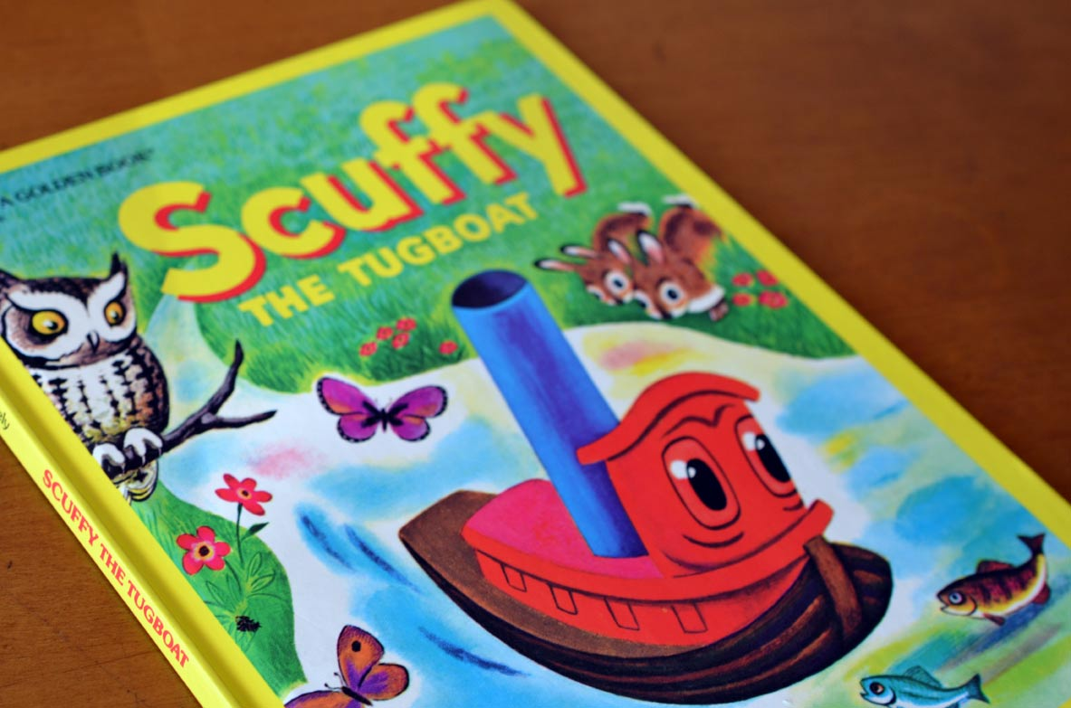 Scuffy Book