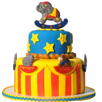 Circus Cake