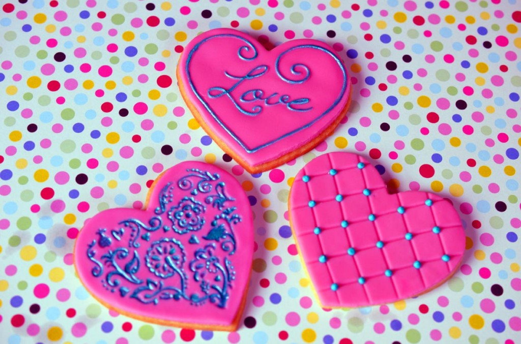 Valentine Cookies